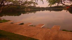 Il grande lago Fotografia Stock Libera da Diritti