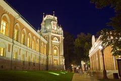 Il grande palazzo Fotografia Stock Libera da Diritti