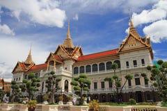 Il grande palazzo Fotografia Stock