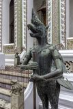 Il grande palazzo, al centro di Bangkok, la sua costruzione ha cominciato 1782, all'ordine di re Phutthayotfa Chulalok thailand immagine stock