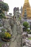 Il grande palazzo, al centro di Bangkok, la sua costruzione ha cominciato 1782, all'ordine di re Phutthayotfa Chulalok thailand fotografie stock libere da diritti
