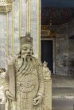 Il grande palazzo, al centro di Bangkok, la sua costruzione ha cominciato 1782, all'ordine di re Phutthayotfa Chulalok thailand fotografia stock libera da diritti