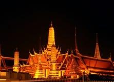Il grande palazzo a Bangkok Immagine Stock Libera da Diritti