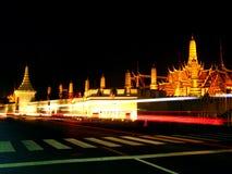 Il grande palazzo a Bangkok Fotografie Stock