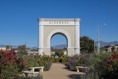 Il grande simbolo di Alhambra immagine stock