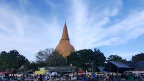 Il grande tempio fotografie stock