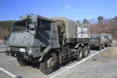 Il grande terremoto orientale del Giappone Immagini Stock Libere da Diritti