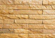 Il granito di pietra naturale collega le mattonelle per le pareti Fotografie Stock Libere da Diritti