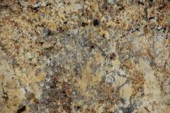 Il granito naturale con le macchiette e le strisce scure, è chiamato Tenero fotografia stock