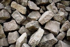 Il granito oscilla il fondo Immagini Stock Libere da Diritti