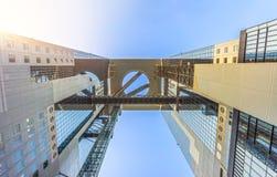 Il grattacielo di quaranta-storia della costruzione del cielo di Umeda Fotografia Stock