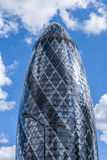 Il grattacielo Londra Inghilterra Regno Unito del cetriolino Fotografia Stock