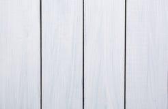 Il gray bianco ha colorato il fondo di legno, fondo di legno leggero Fotografia Stock Libera da Diritti