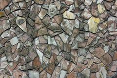 Il gray del fondo lapida il primo piano Fotografia Stock