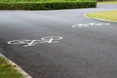 Il greenway Immagine Stock Libera da Diritti