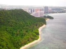 Il Guam Fotografie Stock