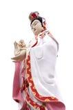 Il Guan Yin Buddha Immagine Stock Libera da Diritti