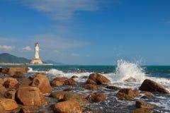 il guanyin del mare del sud Fotografie Stock Libere da Diritti