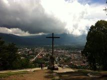 Il Guatemala Immagine Stock