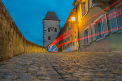Il Hagenbachturm Immagine Stock Libera da Diritti