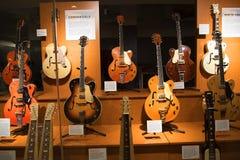 Il hall of fame di musica country a Nashville Tennessee U.S.A. ha modellato come una tastiera di piano di volo Fotografia Stock