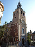 Il Hasselt-Belgio Fotografia Stock