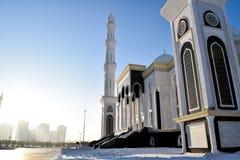 Il Hazret Sultan Mosque fotografia stock