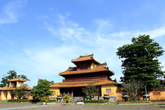 Il Hien Lam Cac Pavilion Fotografie Stock