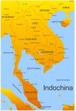 Il Indochina Fotografia Stock Libera da Diritti