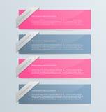Il infographics di affari cataloga il modello per la presentazione, l'istruzione, il web design, l'insegna, l'opuscolo, aletta di Fotografia Stock Libera da Diritti