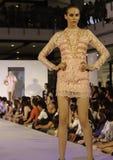 Il italiana di Accademia team in su f.fashion Immagini Stock