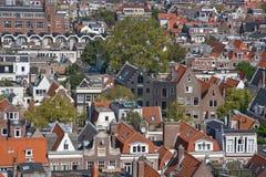 Il Jordaan Amsterdam Fotografia Stock Libera da Diritti