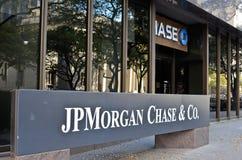 Il JP Morgan Chase Immagini Stock