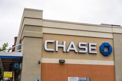 Il JP Morgan Chase Bank Fotografia Stock Libera da Diritti