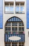 Il Jugendstil - Art Nouveau - architettura del Hackescher uff Fotografia Stock Libera da Diritti