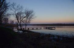 Il Ka del  di JegriÄ del fiume Fotografia Stock