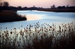 Il Ka del  di JegriÄ del fiume Fotografia Stock Libera da Diritti