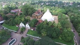 Il Kelaniya Raja Maha Viharaya video d archivio