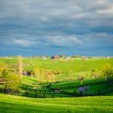 Il Kentucky rurale Fotografia Stock