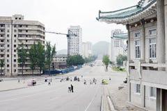 Il Korea di Nord Kaesong 2011 Immagine Stock Libera da Diritti