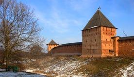 Il Kremlin Fotografie Stock