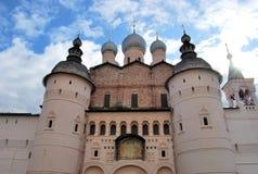 Il Kremlin in Rostov grande Fotografia Stock