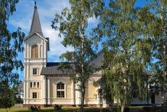 Il kyrka di Liljendals Fotografia Stock Libera da Diritti