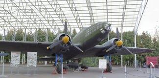 Il-4-, långskjutande bombplan (USSR), 1936 max hastighet km/h-398 Arkivbilder