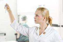 Il laboratorio medico immagine stock libera da diritti
