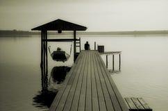Il lago Immagini Stock Libere da Diritti