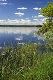 Il lago Fotografia Stock Libera da Diritti