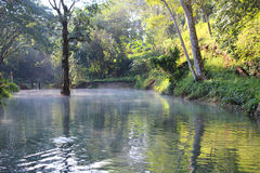 Il lago Immagini Stock