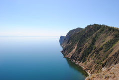 Il lago Baikal Immagine Stock Libera da Diritti