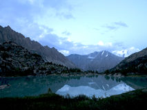 Il lago Darashkol Immagine Stock